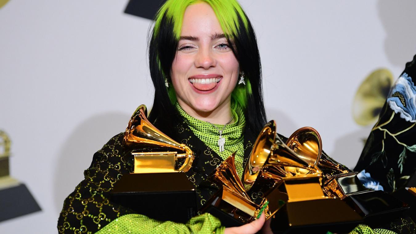 aux Grammys 2019