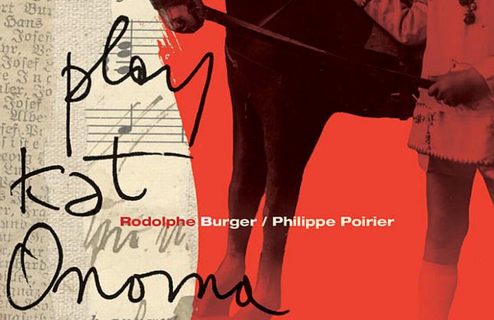 Rodilphe Burger et Philippe Poirier