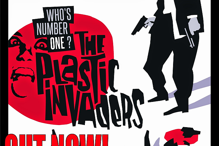 The Plastic Invaders