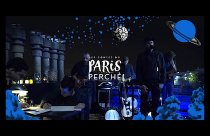 les contes du Paris Perché.