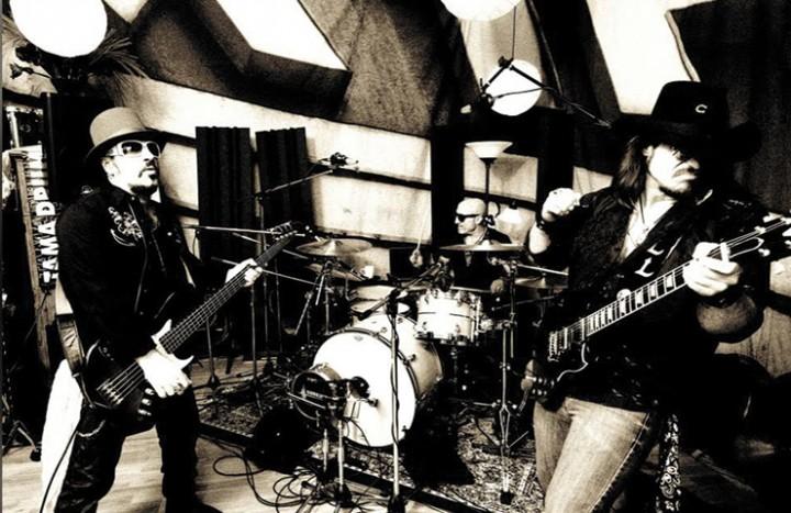 Supersonic Blues Machine