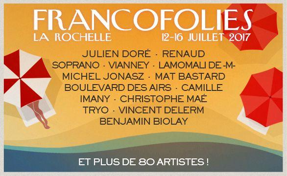 Francosfolies 17