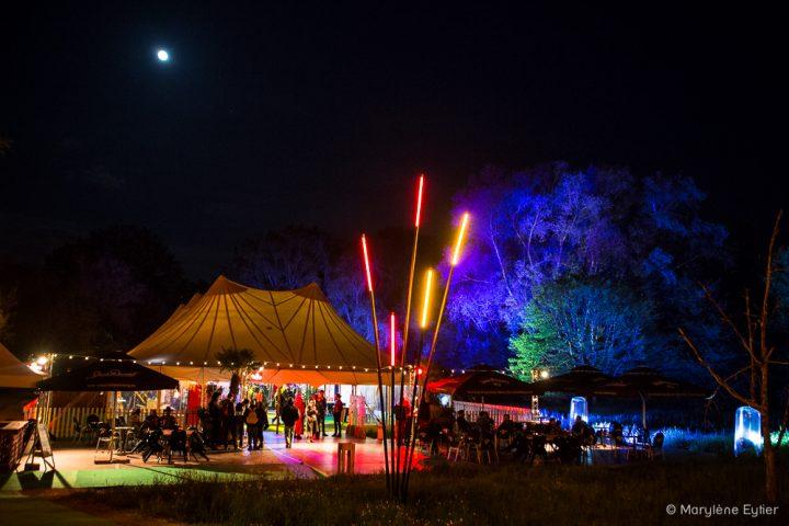 Printemps de Bourges 2018 - La Prairie de nuit © Marylène Eytier
