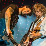 Cahors Blues Festival - Manu Lanvin et Paul Personne © Marylène Eytier