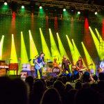 Cahors Blues Festival - Manu Lanvin & The Devil Blues (Jimmy Montout et Nicolas Bellanger) avec Mike Lattrell, Diabolo et Paul Personne © Marylène Eytier