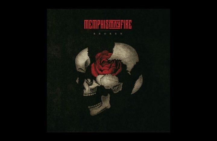 Couverture de l'album Broken de Memphis May Fire
